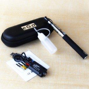 Ego-T CE4 E Cigarettes Start Kit EGO-T CE4 Atomizer Vape Pen Battery 650mah 900mah 1100mah CE4 Cartomizer With DHL Fast Shipping