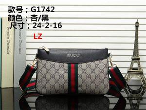 El mejor precio de la alta calidad del bolso del totalizador del hombro mochila bolsa de monedero de la cartera L777Z # G1742