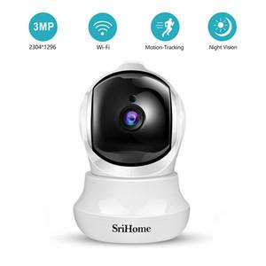 QZT WIFI IP Camera Surveillance Wireless 3MP AHD Home Security Camera 1080P Infrared Night Vision CCTV Camera WIFI Surveillance