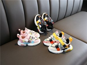 KIDS fashion new girls sneakers for boys sports shoes soft bottom size 21--30 boys girls sneakers for children's sports