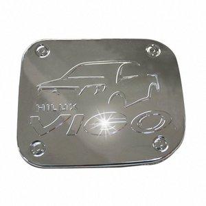 CITYCAR car styling CHORMED COPRI SERBATOIO FIT FOR TOYTA HILUX VIGO 2012-2014 AUT ACCESSORI GASOLIO SERBATOIO copre in TRASPORTO LIBERO Bcxv #