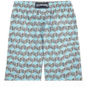 Board shorts men summer swimwear mens joggers bodybuilding short plavky man brand surf bathing suit men's swimming gym