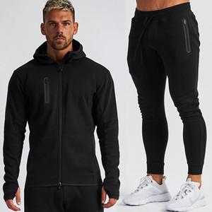 MINDYGOO high quality wholesale OEM custom logo sports running bottoms cheap women 2020 new designers tracksuits mens