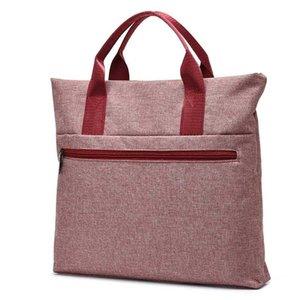 Portafolios Meskie Women 14 Work Briefcase Inch Laptop Bag Saccoche Mens Bags Homme Document Porte Torby Heren Tassen Para Mujer Qukwn