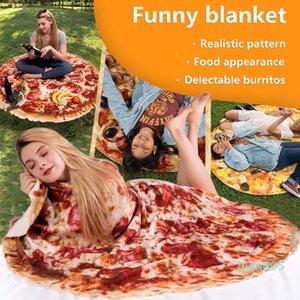 Confortável Blanket Criação Simulação Enrole Blanket Perfeito Biscoito Dropshipping de venda em estoque armazém Mancha US