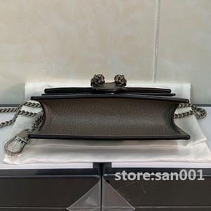 borsa a tracolla di vendita di modo donne del cuoio genuino delle donne di portafogli per gli uomini e le donne il cambiamento della borsa marsupio borsa a tracolla classica lettera