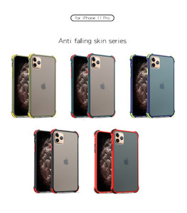 Hot Armor Shockproof Matte Hard PC Back Frosted Skin Case Cover For Iphone11 Pro Max XR X XS MAX 6 7 8