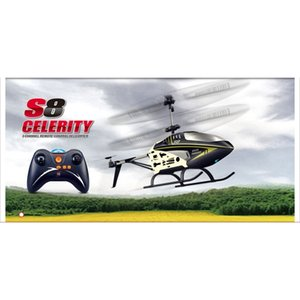 SYMA S8 3.5-channel Remote Gyroscope Control Helicopter Model Toys 201016