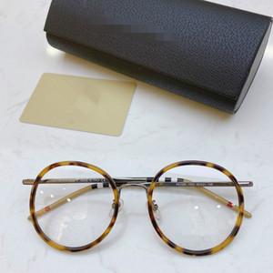 NEW BE1326 Women Round Fashion designer Glasses Frame Metal+Apron Rim 52-21-145mm for Prescription Glasses fullset Packing freeshpping