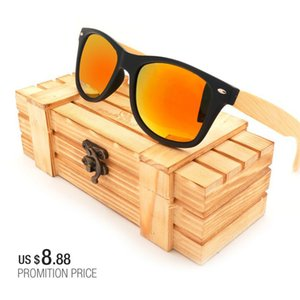 Men's Sunglasses Bobo Bird Bamboo Legs Polarized Lens Sun Glasses Women Men with Wood Gift Boxes Colors Sunglasses for Him Oem