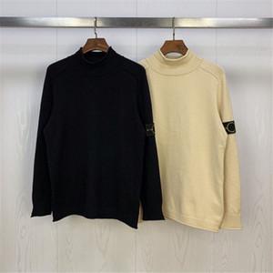 Fashion Men Donne Maglione 2020 Mens Womens Autunno Inverno Costly Knit Cardigan Sleeve Badge Pullover Maglioni 20SS Felpe di alta qualità