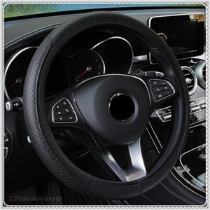 car Steering wheel Artificial Leather Cover for GLS63 GLS GLE43 B55 Shooting S400 ML450 GLA CLK W202 CLA W212