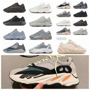 사막 쥐 Kanye West 700 남자 S Womens Cream Inertia Salt Utility Black Solid Grey Mauve V2 정적 Vanta Sneakers 36-46 5D4A2