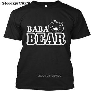 Männer-T-Shirt BABA BEAR FUNNY T-Shirt Frauen T-Shirt 1015510