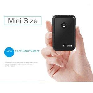 CSR 4.2 Автомобильный беспроводной Bluetooth-передатчик приемник DONGLE 3.5 мм AUX Stereo Hi-Fi APT-X APTX HD автомобиль Bluetooth V4.2 Audio Adapter1