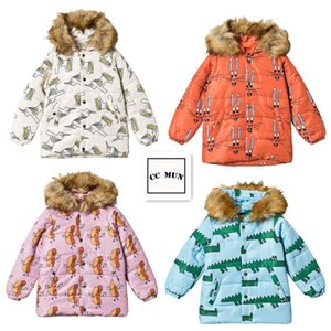 En stock 2019 Mr Tao Otoño Invierno Punto de punto Baby Girl Ropa Abrigo de Navidad para niños Niños Niños Niñas LJ201125