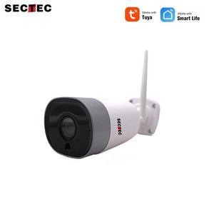 Sectec New Arrival 1080P Wifi Canera Início Garden de Segurança CCTV Camera às famílias proteger e amigo