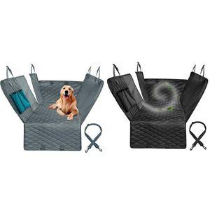 Dog Car Seat Covers Waterproof Scratch Proof Folding Pet Seat Cushion Non-slip Hammock Camping Mat
