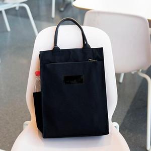 Karikatür tuval a4 dosya klasörü belge çantası iş evrak çantası kağıt saklama çantası