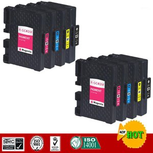 Compatible ink cartridge for GC41, GC-41 suit for Ricoh SG3100 SG2100 SG2010L SG7100 ,Full with Pigment Ink1