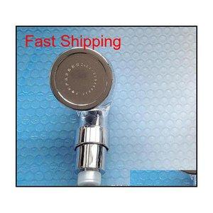 Peluquería al por menor ABS Masaje de mano Pulsador Pulsador Pulsador Salón Shampoo Bed Filtro de agua Elimina Toxinas de cloro ION B QYLVWV Embalaje2010
