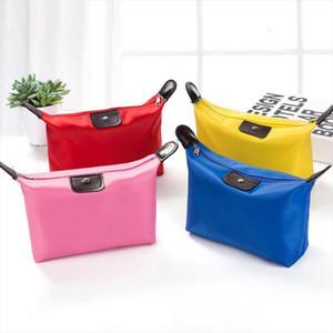 New Multifunction Makeup Bag Women Cosmetic Bags Organizer Box Ladies Handbag Nylon Travel Storage Bags Wash Bag