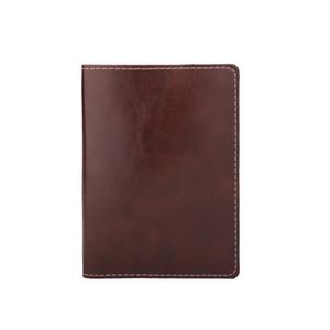 Titolare 3pcs Fashon Pianura del passaporto di corsa di copertura della carta di identificazione copertura dell'alloggiamento sacchetto raccoglitore del passaporto del manicotto protettivo Storage Bag