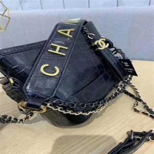 Nueva marca de moda de lujobolso de diseño de multi-color de piel del cuerpo cruz 2020bolso de Chanel de la señora