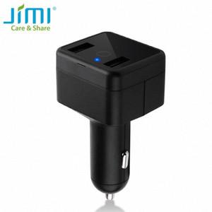 Concox HVT001 GPS Tracker com Gravação de Voz APP Two USB Charger Porto Mini Car Tracker Invisível SOS Botão Ouça-in eXk3 #