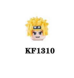 Kf6071 Строительные блоки Действие мультфильма Ballonboy Chica Freddy Foxy Spintraft Кирпичи Цифры Подарочные игрушки для малышей yxlOtR ly_bags