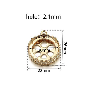 5pcs Adjustable Ring Blanks Base Pendant Cabochon Base Setting Crown Shape Ring Blank Tray For Jewelry Making Finding Accessorie Q bbyiEd