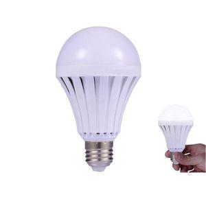 Magical E27 LED Lamps 5W 7W 9W 12W Emergency Light Bulb E27 Led Bulb Rechargeable Lighting Lamp 85-265V Bombillas Leds Light