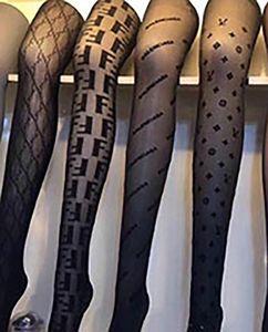 Les femmes en Europe et en Amérique du mode Chaussettes Tight Tide Prevent Crochet Soie Collant Noir Sexy Bas Transparent
