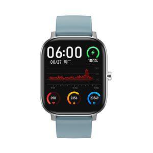 2021 NOUVEAU Bluetooth Dame Smart Montre Smart Smart Pression sanguine Musique Sang-Écran Touch Screen Screen Santé Suivi