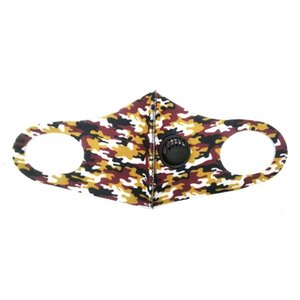 Breathe in Face Stock i Cant Washable Summer Out Door Sport Riding Masks Fashion Designer Printed Mask for Adults Fast