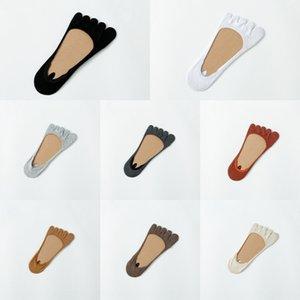 Çocukların yaz beş parmak sığ ağız görünmez Ayak tırnağı tekne ayak tekne bölünmüş ayak çorap domuz ayakları Ayakkabılar çorap beş ayak ayak tırnağı csrBD csrB