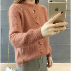 Cheap wholesale 2019 new autumn winter Hot selling womens fashion casual warm nice Sweater BP132 Drop Shipping