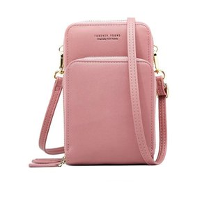 2020 New Arrival Colorful Cellphone Bag Small Summer Shoulder Bag for Women Fashion Daily Use Card Holder