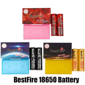 Bestfire Original BMR IMR 18650 Batterie 3100MAH 60A 3200MAH 40A 3500MAH 35A 3.7V Rechargeable Lithium Vape Mod piles 100% authentiques