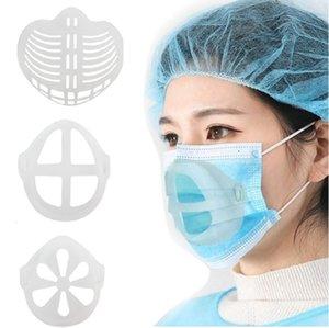 3D Mask Bracket Adult Kid Masks Stents PE Mask Holder Mask Inner Cushion Bracket Mouth Masks Breathable Valve Frame