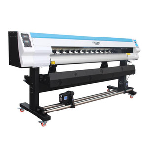 Dx5 Dx7 5113 Xp600 Eco Solvent Printer for 1.8M size