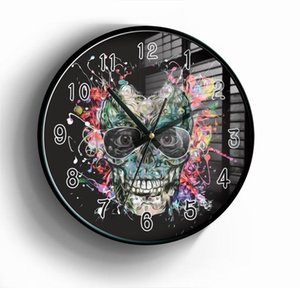 New Wall Clock 3D Nordic Wall Clock Modern Design For Home Decoration Quartz Super Mute Watch Large On The