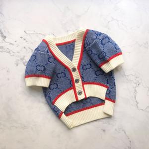 Pet vestiti del cane maglione Autunno Inverno Blu Cardigan ispessimento Teddy Schnauzer Maglione