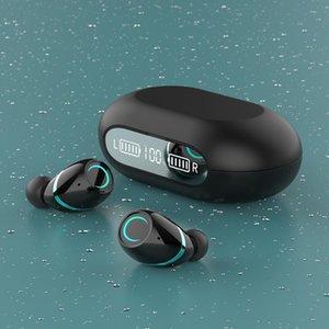 G10 Wireless Earphones TWS Bluethooth 5.0 Headphones Fingerprint Touch Sports Headset Waterproof Noise Reduction HiFi Earbuds