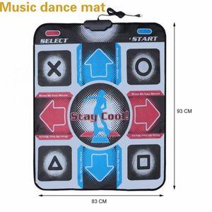 Dancing Mat Non-slip Dance Step Single Dance Mat Dancer Ejercicio Manta Niño Parent-Child Interactive Game 201211