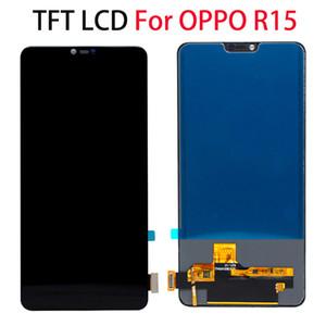 """TFT-LCD-Display für OPPO R15 LCD Display Touchscreen Digitizer Ersatzersatzteile Ersatz-Montage R15 PACM00 CPH1835 6.28"""""""
