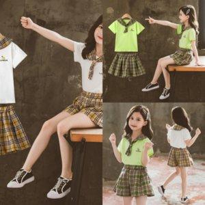 Jee Reek Girl Outfits Вышитые Цветочные Топы Детские Брюки Без Рукавов Девушки Набор Детская Одежда Одежда Одежда Rauffled Детский Костюм Лето