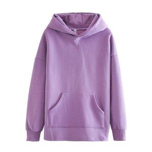 Fashion-toppies loose oversize hoodies womens sweatshirt autumn winter fleece hoodies 2020 women clothes T200917
