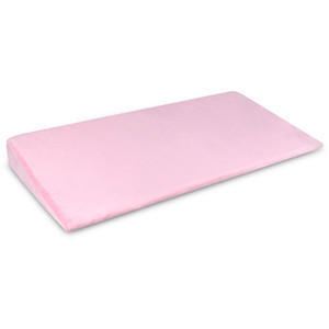 New Baby Sleep Positioner Pillow Anti-Reflux High Incline Newborn Baby Crib Wedge 201208