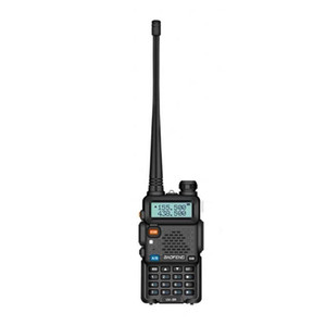Baofeng Bf-Uv5R Walkie-Talkie For Civilian Use 5-10 Km Baofeng 5W High-Power Car Hand Station For Self-Driving Tour Fm